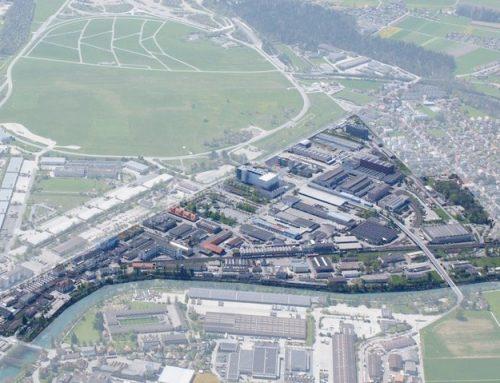 Überbauungsordnung Erschliessung und Aussenraum ESP Thun Nord